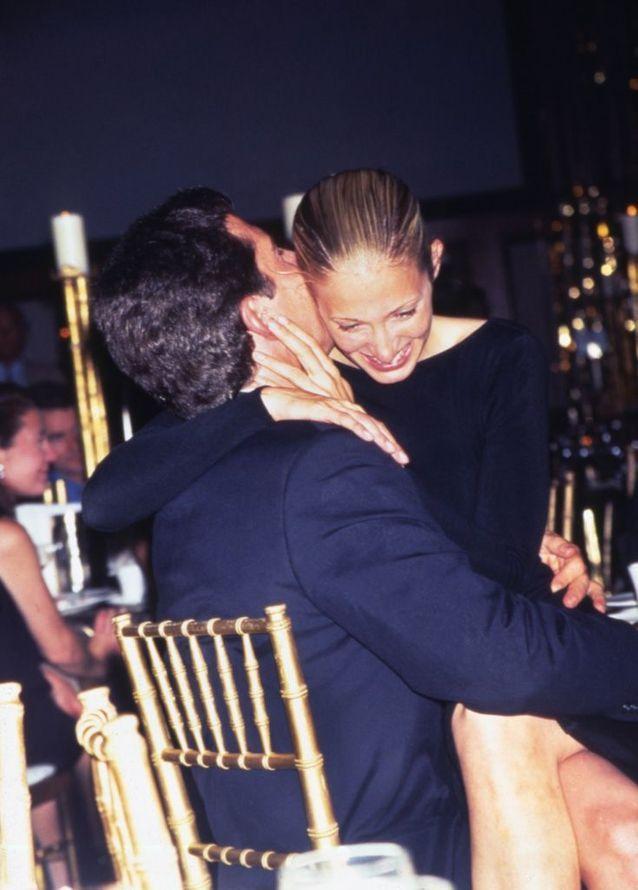John F. Kennedy Jr. et Carolyn Bessette en juin 1996