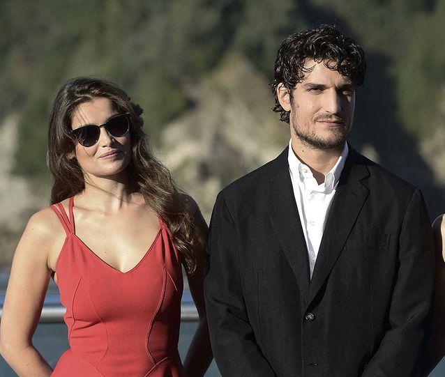 Louis Garrel et Laetitia Casta