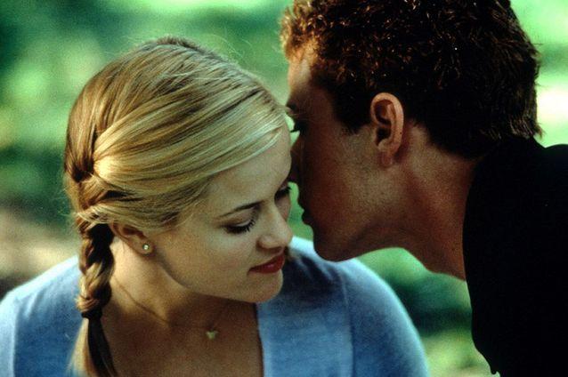 """Le couple incarne Annette Hargrove et Sebastian Valmont dans """"Sexe Intentions"""" en 1999"""