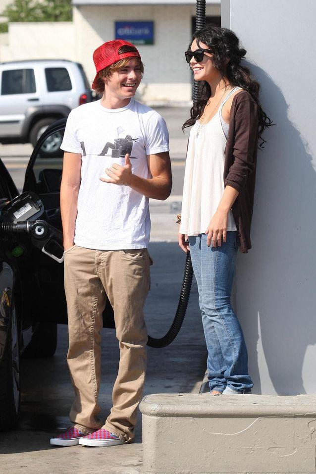 Zac Efron et Vanessa Hudgens n'ont que 18 et 17 ans lors de leur rencontre