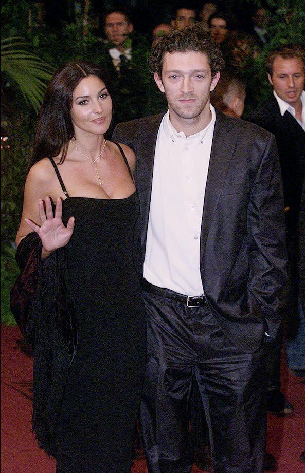Monica Bellucci et Vincent Cassel se rencontrent sur un tournage en 1996