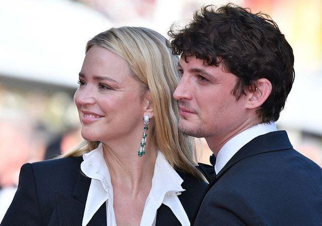Couple de légende : Virginie Efira et Niels Schneider, éblouissant tandem