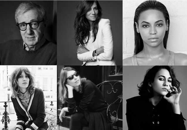 Curated Contrasters : le site de moodboards des stars