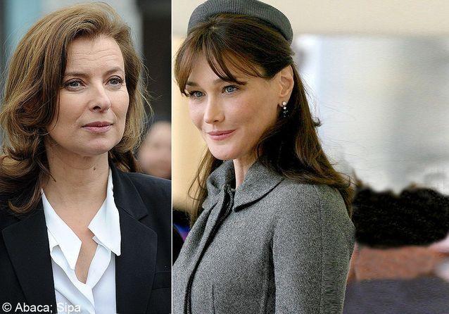 De Carla Bruni à Valérie Trierweiler: ce qui va changer!