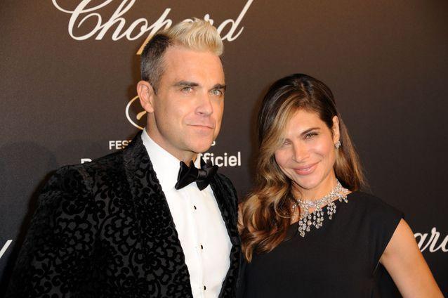 La déclaration d'amour de Robbie Williams à Ayda Field