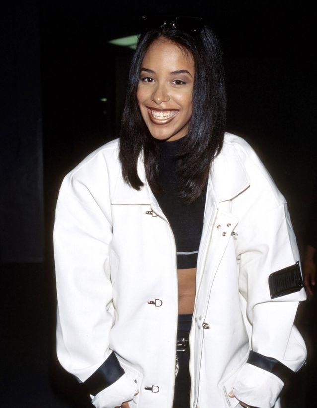 Aaliyah en 1995