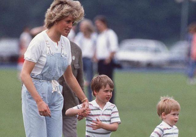 « Elle adorait les embarrasser » : la coach sportive de Lady Di raconte ses séances avec William et Harry