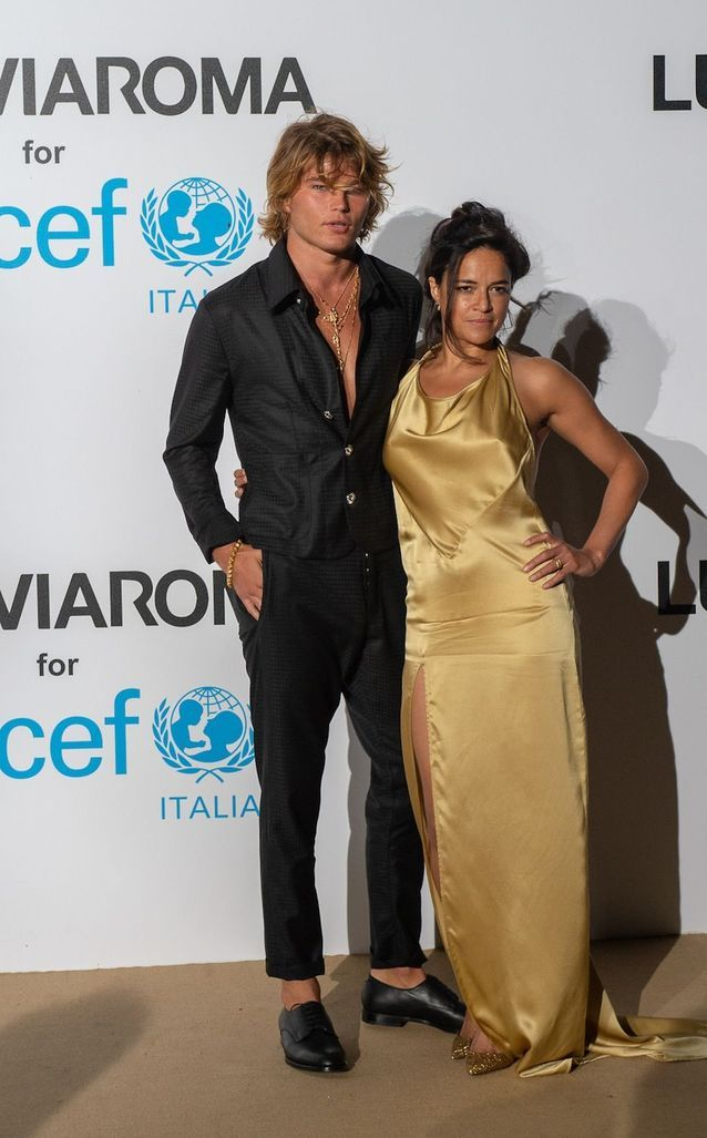 Jordan Barrett et Michelle Rodriguez