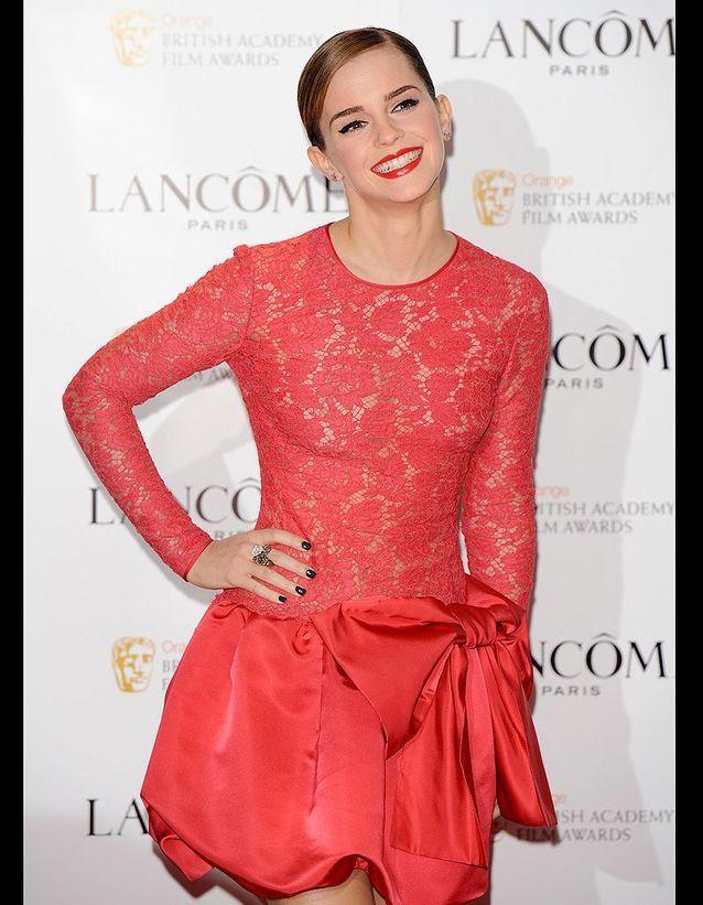 Comment Emma Watson no...