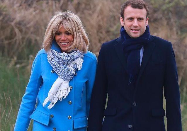 Emmanuel et Brigitte Macron fêtent leurs dix ans de mariage !