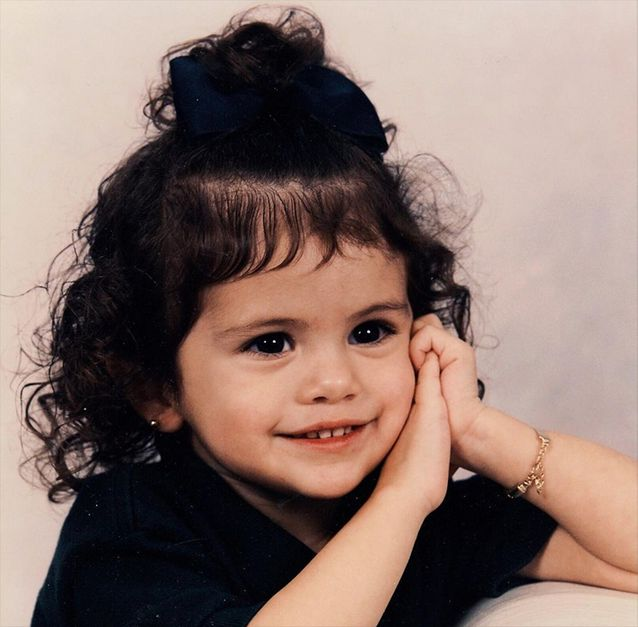 Selena Gomez nait en 1992 au Texas