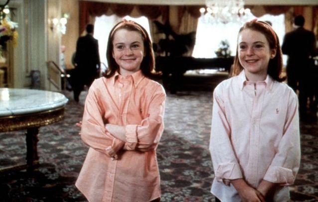 """""""À nous quatre"""", le premier succès Disney de Lindsay Lohan"""