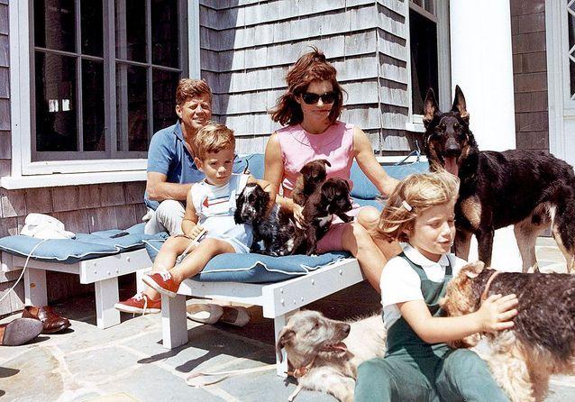 La famille Kennedy: la saga d'un clan qui a changé l'Amérique