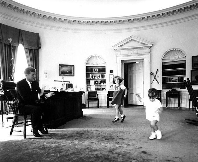 A la Maison-Blanche