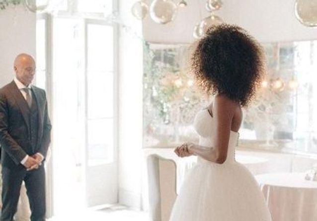 Fête des pères : les photos souvenirs de Tina Kunakey