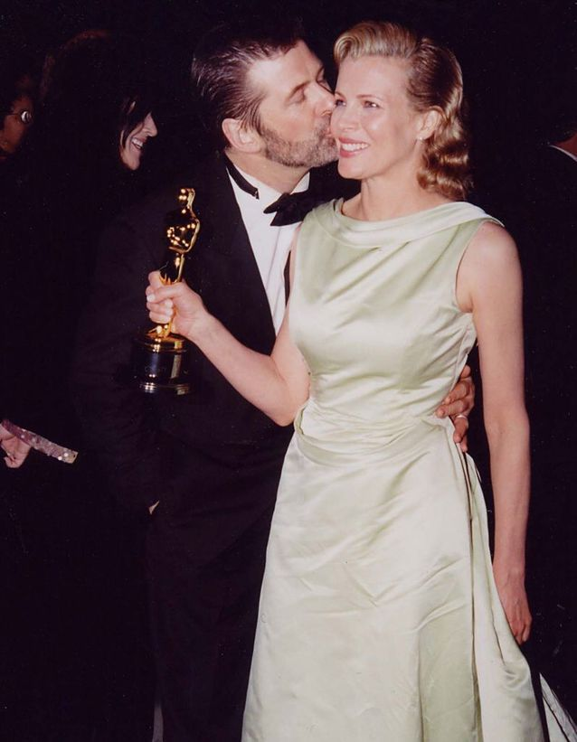 Alec Baldwin et Kim Basinger (1999)