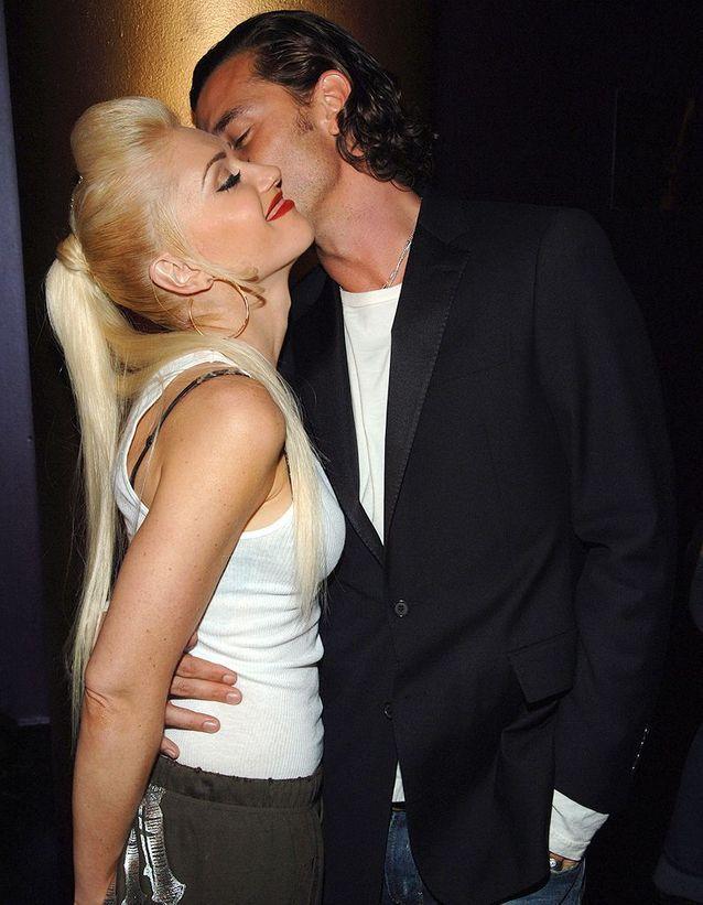 Gavin Rossdale et Gwen Stefani (2005)
