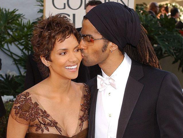 Halle Berry et Eric Benet (2002)