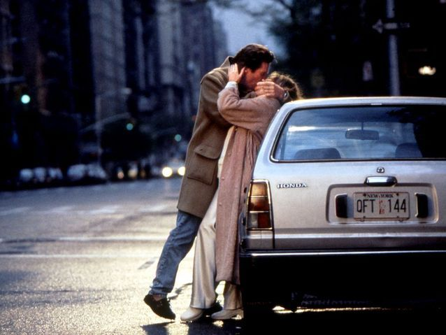 """Jeff Bridges et Barbra Streisand dans """"Leçons de séduction"""" (1996)"""