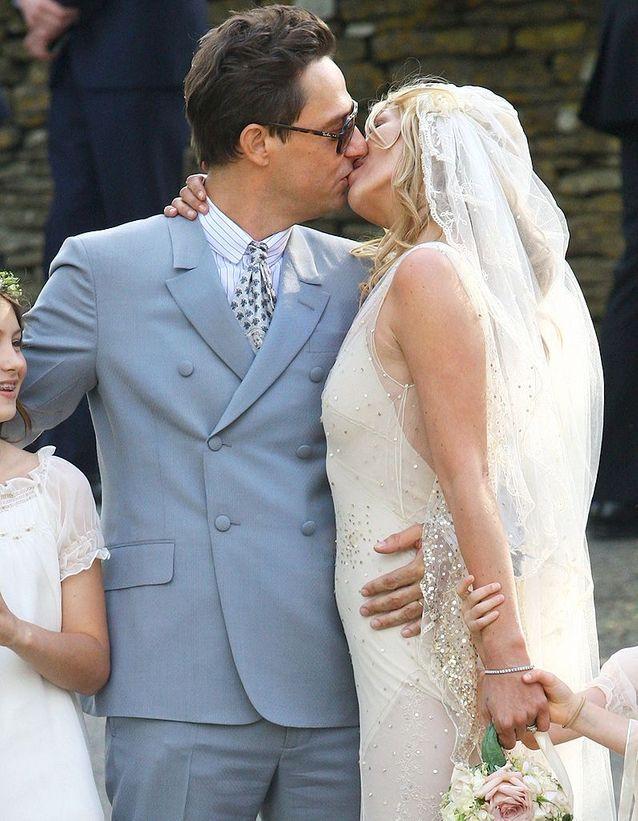 Kate Moss et Jamie Hince (2011)