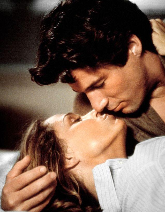"""Richard Gere et Lauren Hutton dans """"American Gigolo"""" (1980)"""