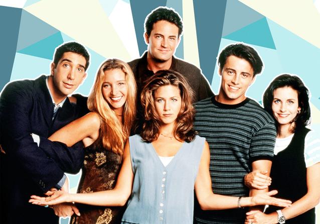 Friends: les 100 scènes cultes en gifs