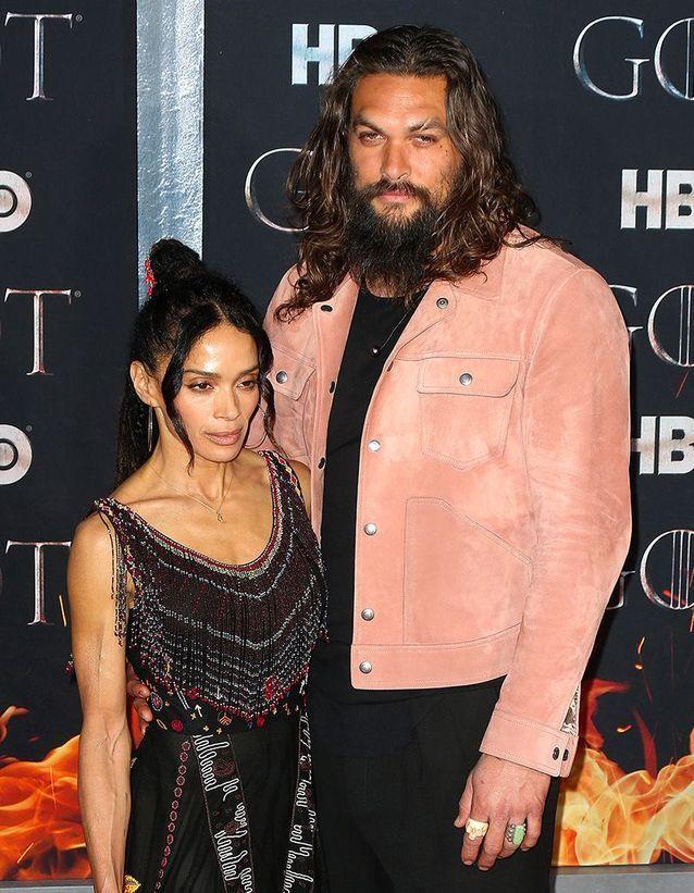 Jason Momoa et Lisa Bonet