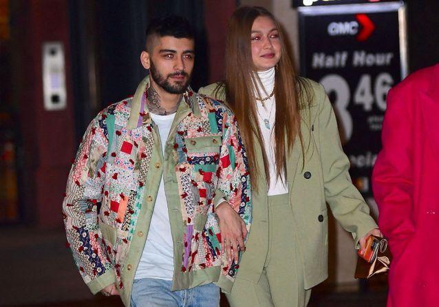 Gigi Hadid et Zayn Malik de nouveau en couple : les photos de leurs retrouvailles à New York