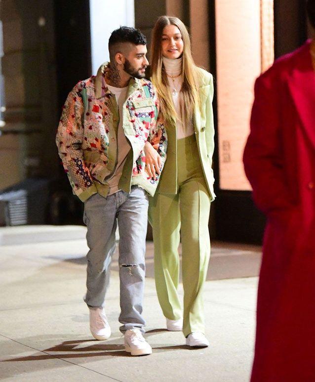 C'est la première fois qu'il s'affichent ensemble depuis leur séparation en janvier 2019