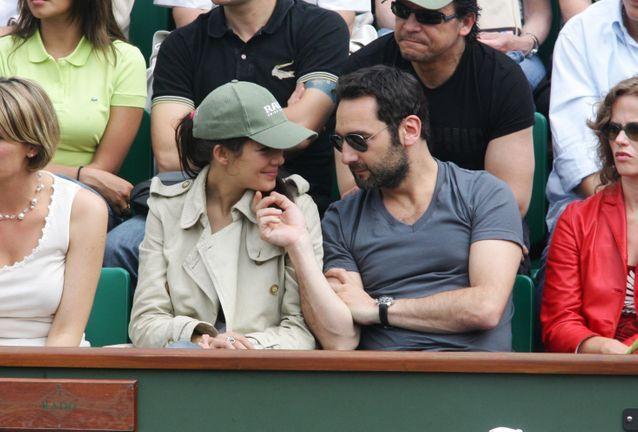 Complices à Roland Garros en 2006