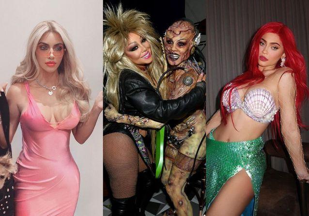 Halloween 2019 : les meilleurs costumes des stars sur Instagram