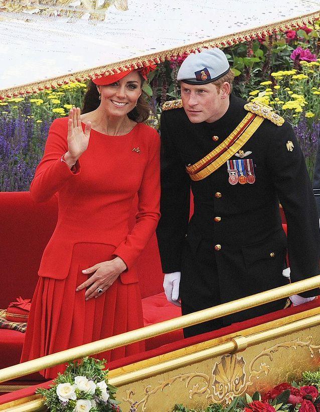 Le jubilée de la reine d'Angleterre
