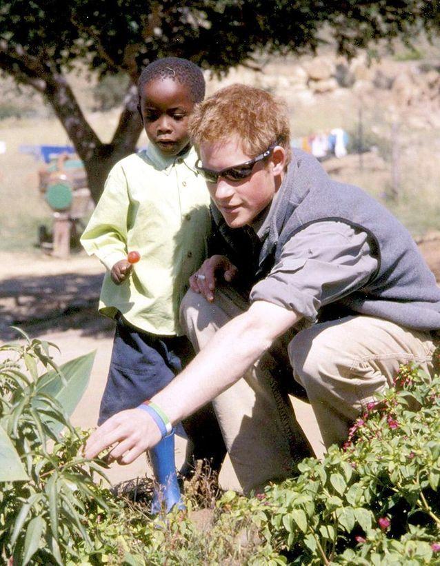 Son engagement au Lesotho