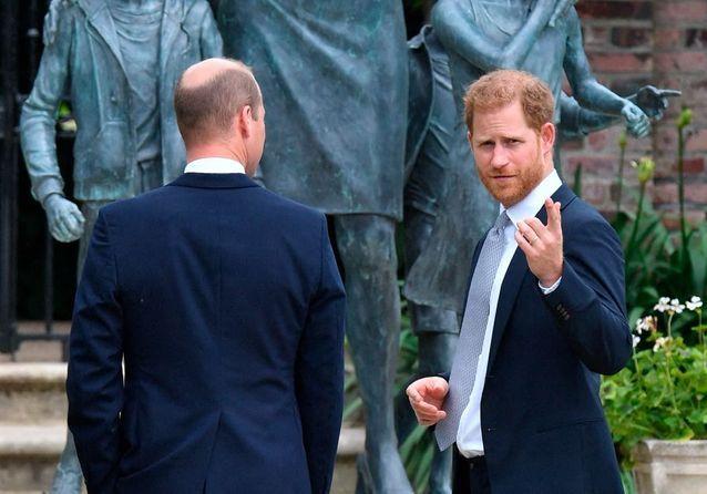 Harry et William : retrouvailles apaisées pour l'hommage à Diana