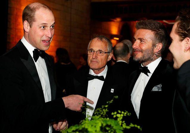 Harry, William, Beckham : réunion au sommet pour une soirée Netflix !