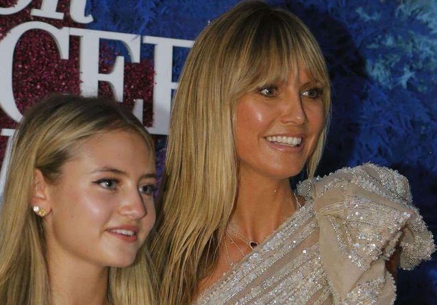 Heidi Klum et Leni : sublime duo mère-fille à Capri