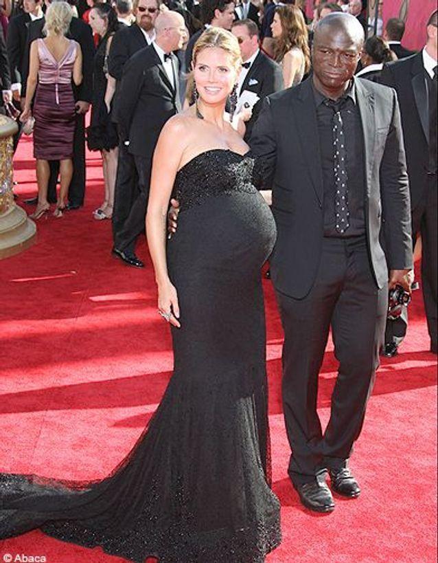 En 2009, Heidi donne naissance à la première fille du couple, Lou.