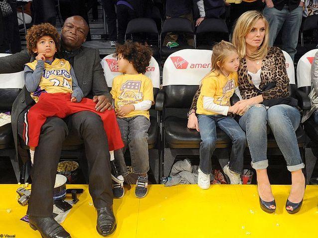 Seal et Heidi Klum annoncent leur divorce