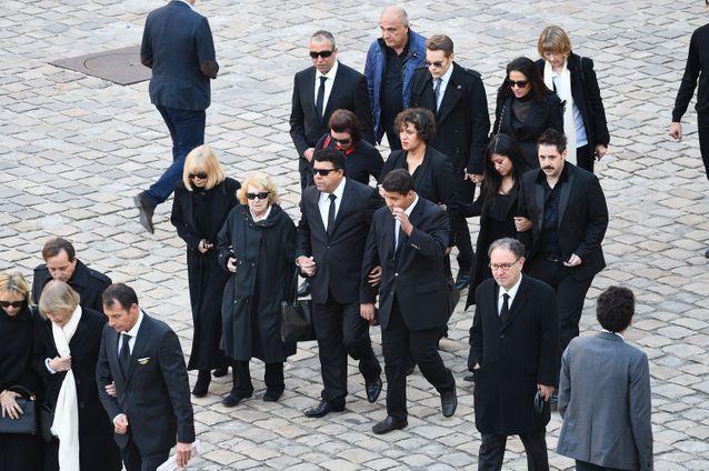 La famille de Charles Aznavour