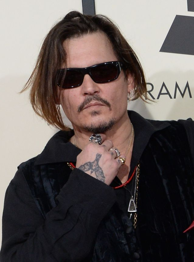 Johnny Depp - Hommes c...