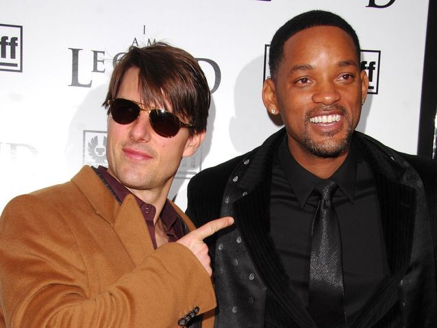 Will Smith et Tom Cruise