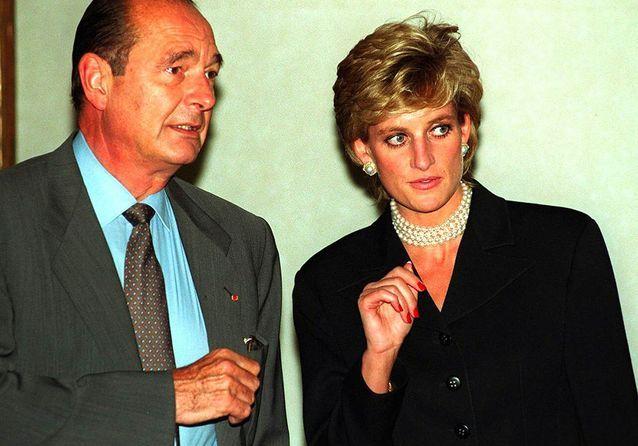 Jacques Chirac et Diana : l'histoire de la nuit de la disparition de la princesse