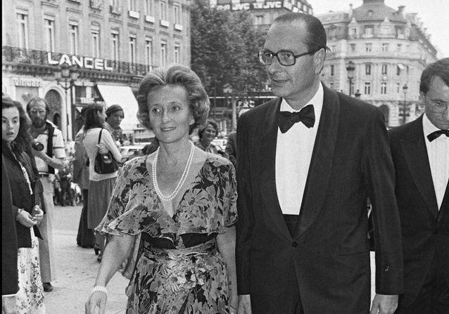 Jacques Chirac : toutes les femmes de sa vie