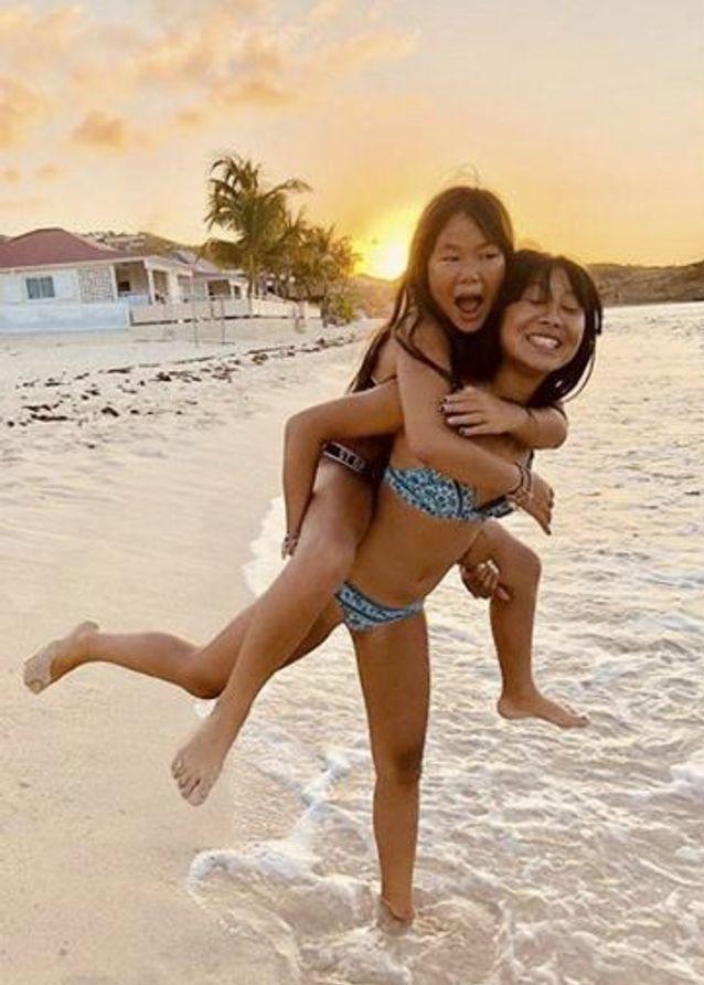 Jade et Joy : deux sœurs complices
