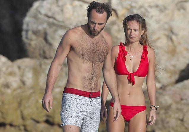 James Middleton, frère de Kate, présente sa petite amie française, Alizée Thévenet !