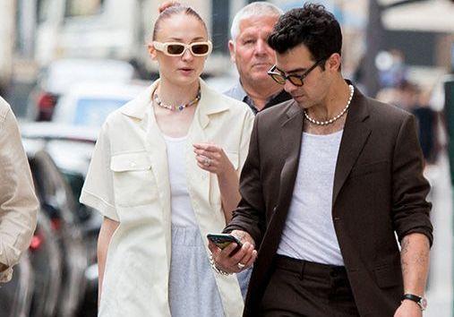 Joe Jonas et Sophie Turner : les photos de leur escapade chic à Paris