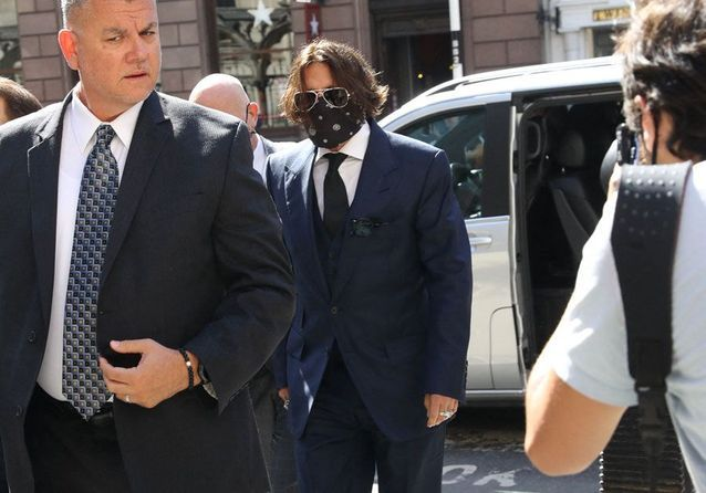 Johnny Depp et Amber Heard : face à face au tribunal pour violences conjugales