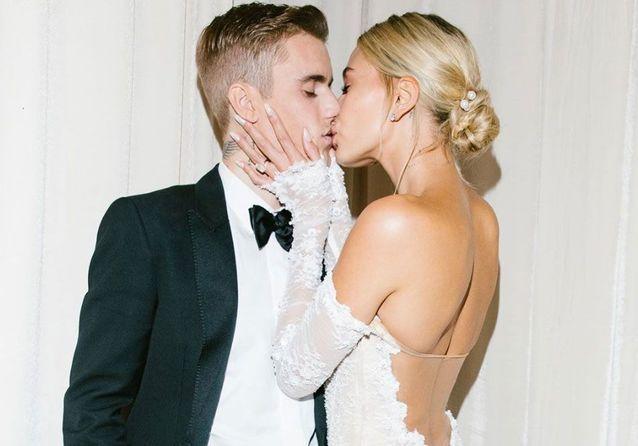 Justin Bieber et Hailey Baldwin dévoilent leurs photos de mariage