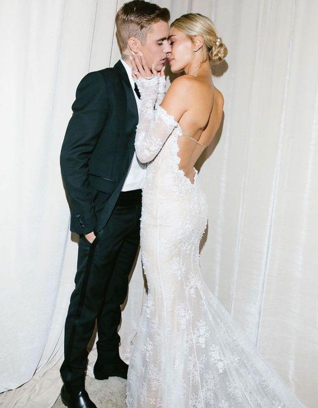Le mariage de Hailey Baldwin et Justin Bieber