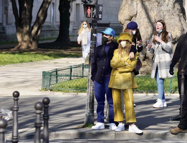 Ce week-end, Justin Bieber et Hailey Baldwin ont été aperçus à Paris